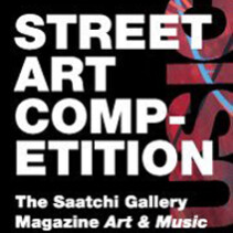 (Deutsch) 'Street Art Competition'   Saatchi X Paulutz